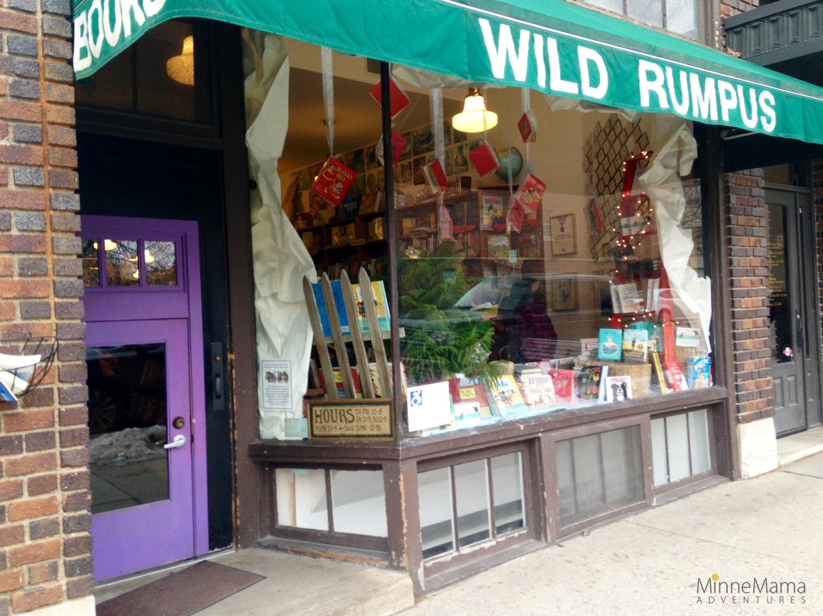 Wild Rumpus Bookstore, a Twin Cities landmark!