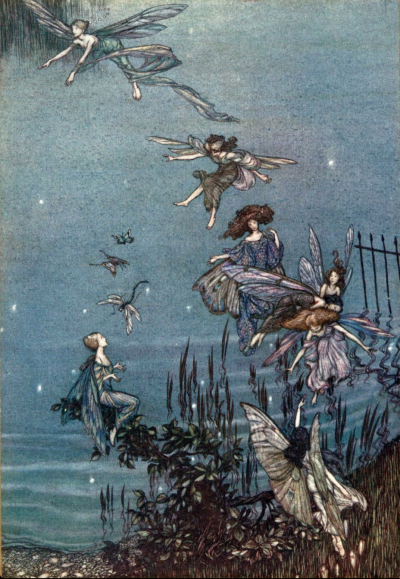 fairies-by-arthur-rackham