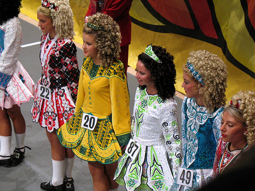 irish-dancers