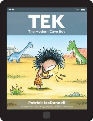 tek-the-modern-cave-boy-cover-image