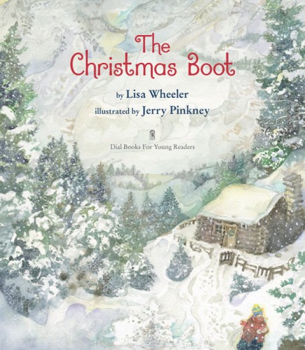 the-christmas-boot-title-page-jerry-pinkney