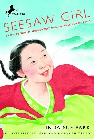 seesaw girl cover image