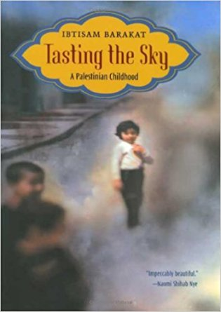 tasting the sky cover image