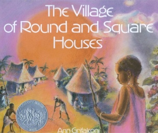 the village of round and square houses cover image
