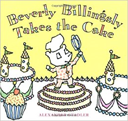 beverly Billingsly takes the cake cover image