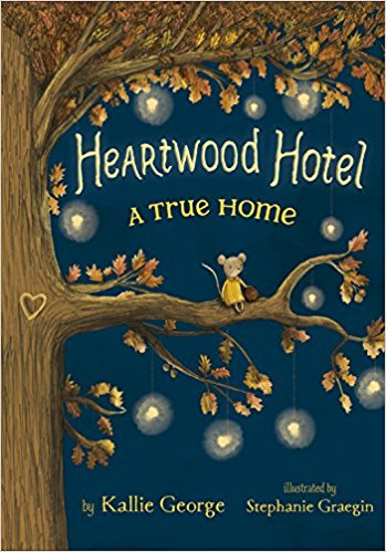 Heartwood Hotel a true home cover image