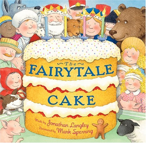 the fairytale cake cover image
