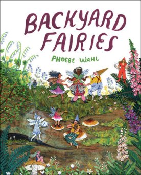 backyard fairies cover image
