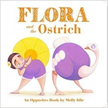 flora and the ostrich cover image