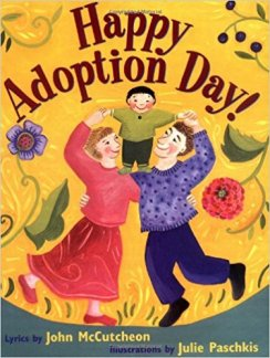 happy adoption day cover image