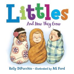 littles and how they grow cover image