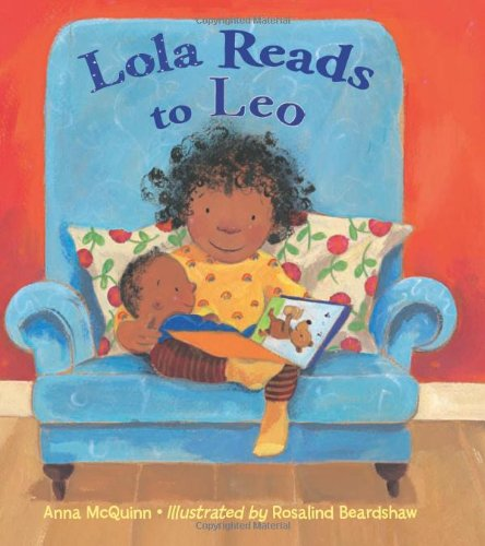 lola reads to leo cover image
