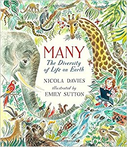 many the diversity of life on earth cover image