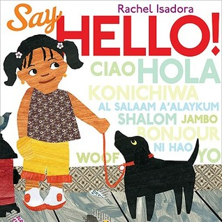 say hello cover image