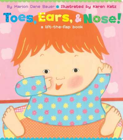 toes ears nose cover image