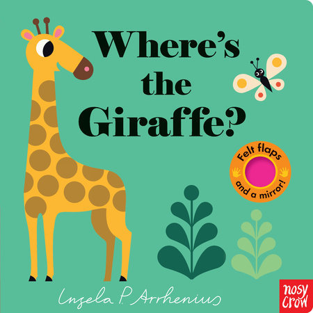 where's the giraffe cover image