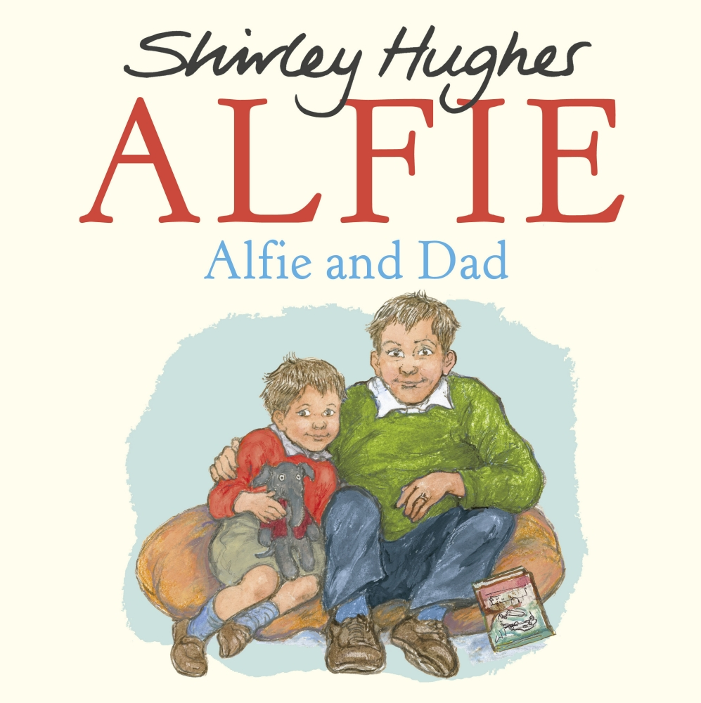 alfie and dad cover image