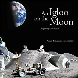 an igloo on the moon cover image