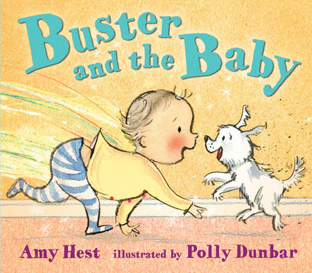 buster and the baby cover image