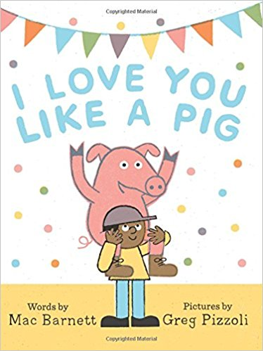 i love you like a pig cover image