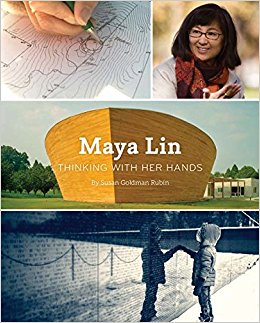 maya lin thinking with her hands cover image