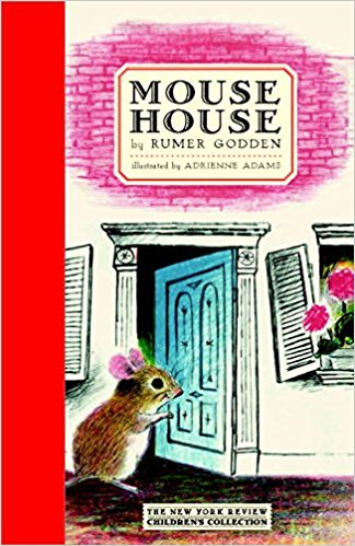 mouse house cover image