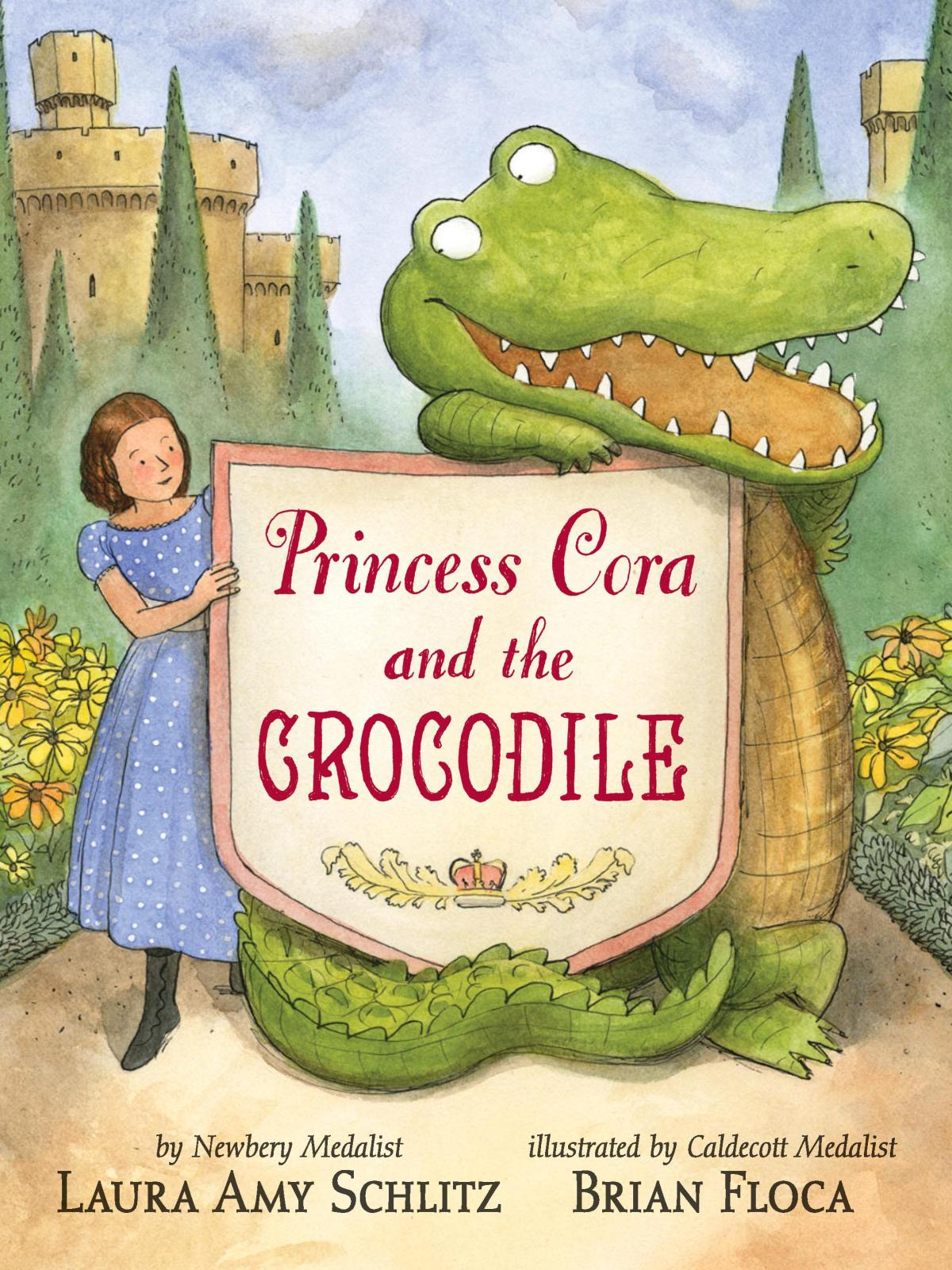 princess cora and the crocodile cover image