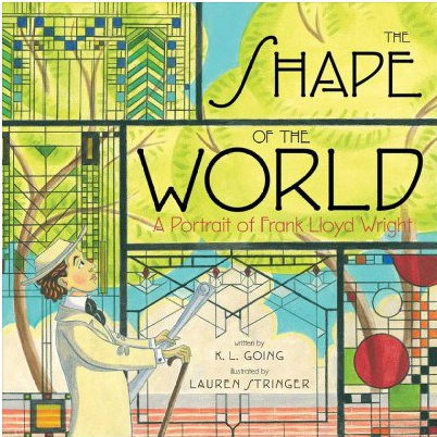 the shape of the world cover image