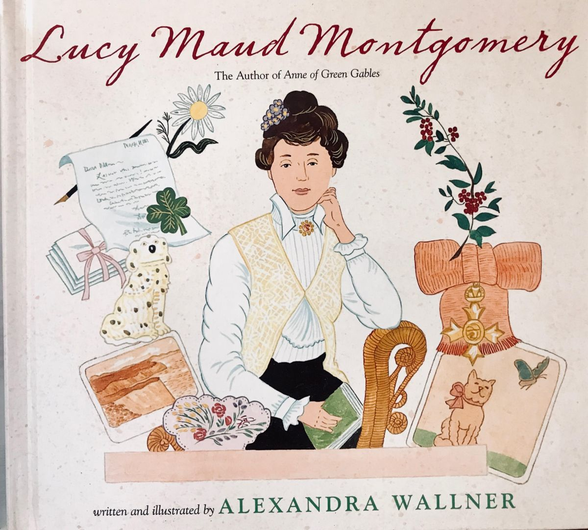 lucy maud montogmery cover image