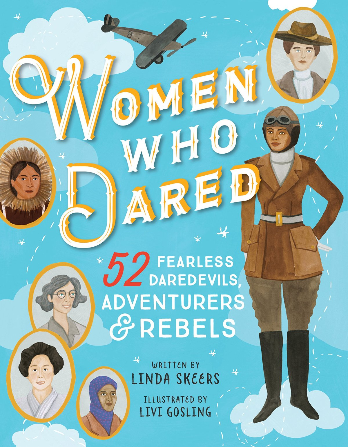 women who dared cover image