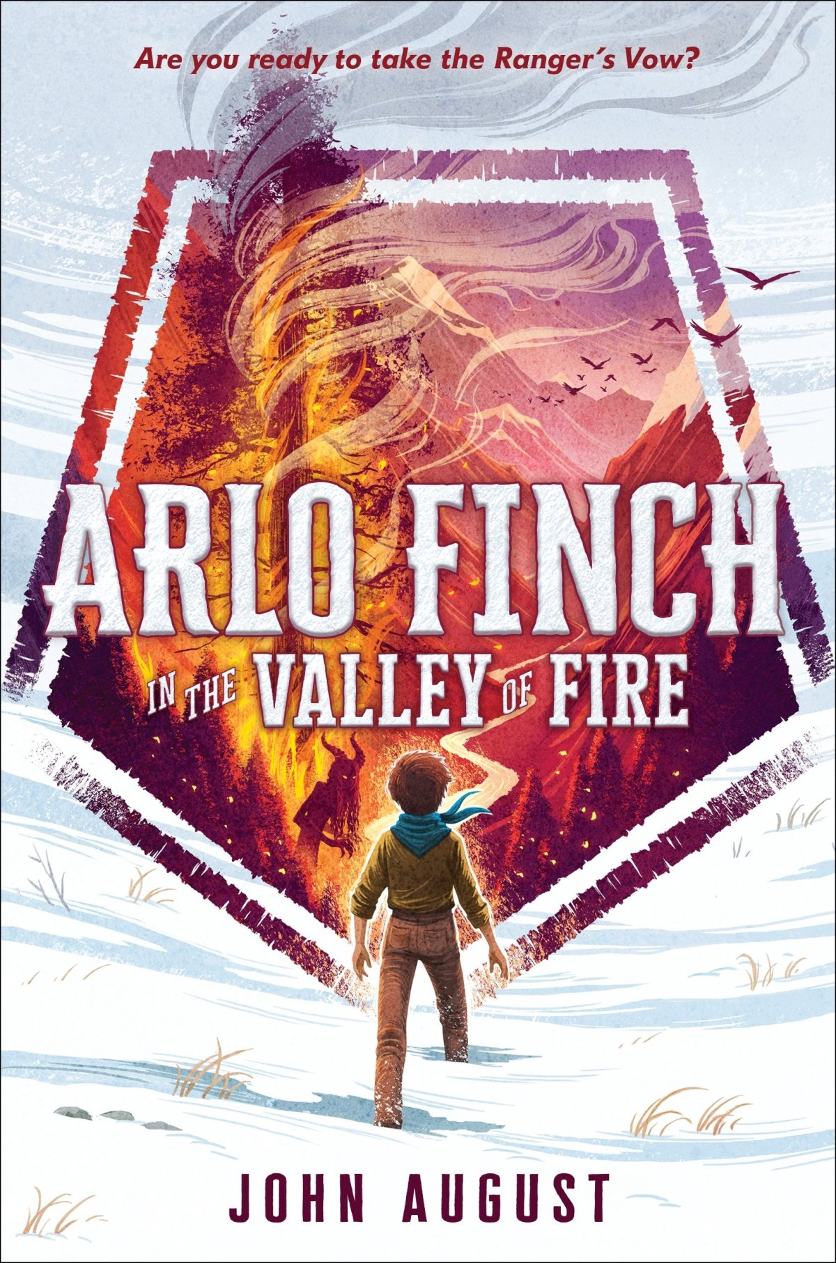 arlo finch cover image