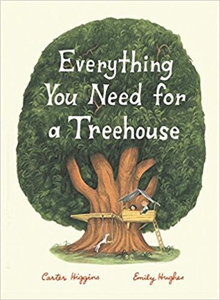 everything you need for a treehouse cover image