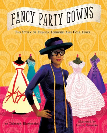 fancy party gowns cover image