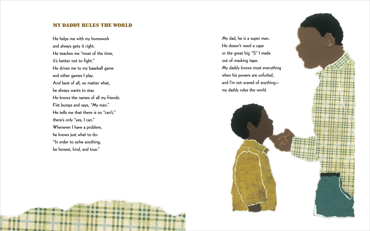 my daddy rules interior by Hope Anita Smith