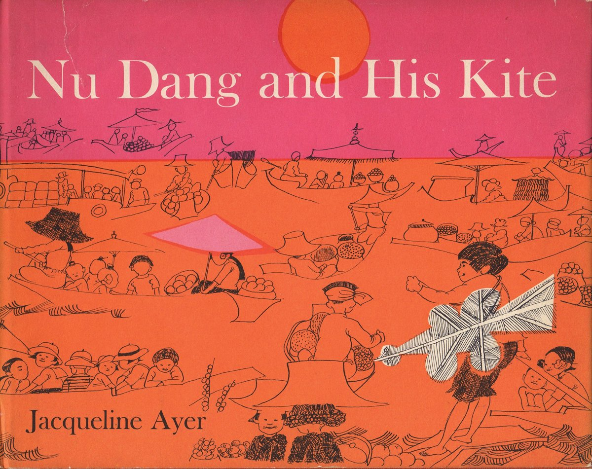 nu dang and his kite cover image