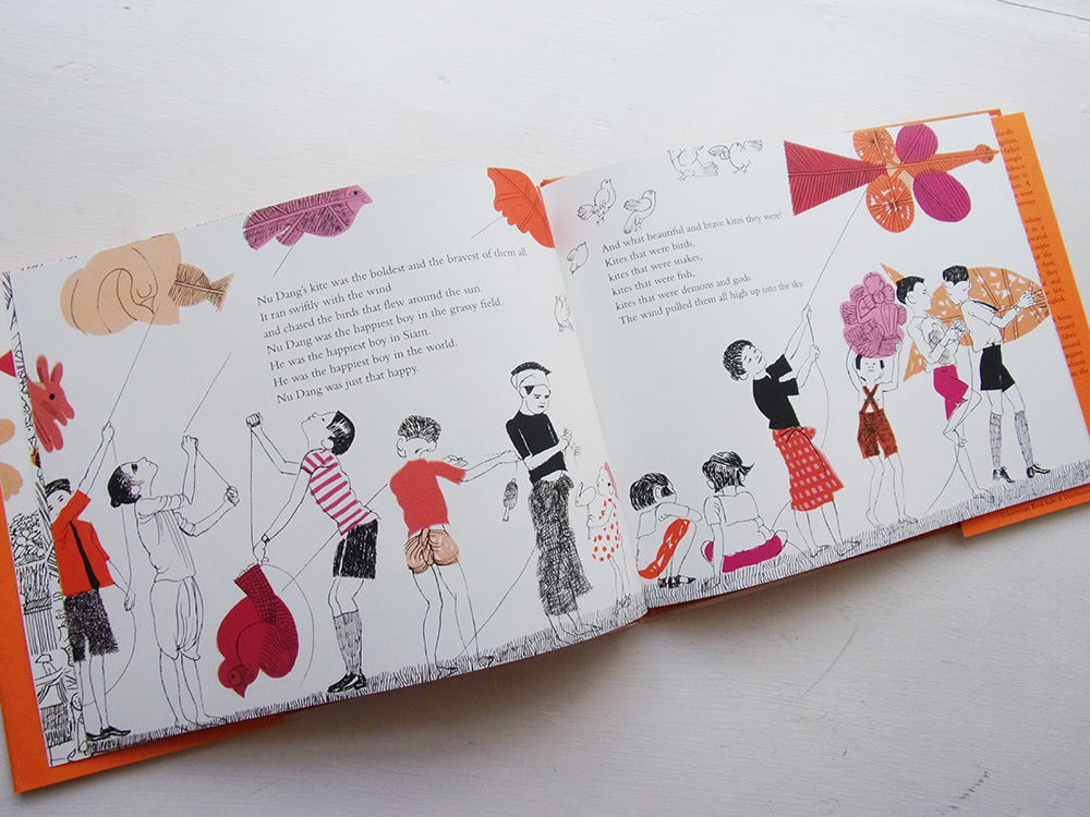 The Lovely Design, Masterful Black Ink Drawings, And Groovy Swatches Of  Color In This Vintage Book By Jacqueline Ayer Have Been Brought Back Into  Print ...