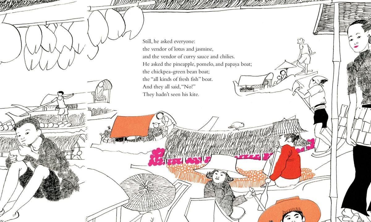 nu dang and his kite interior2 by Jacqueline Ayer