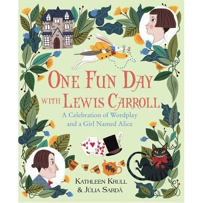 one fun day with lewis carroll cover image