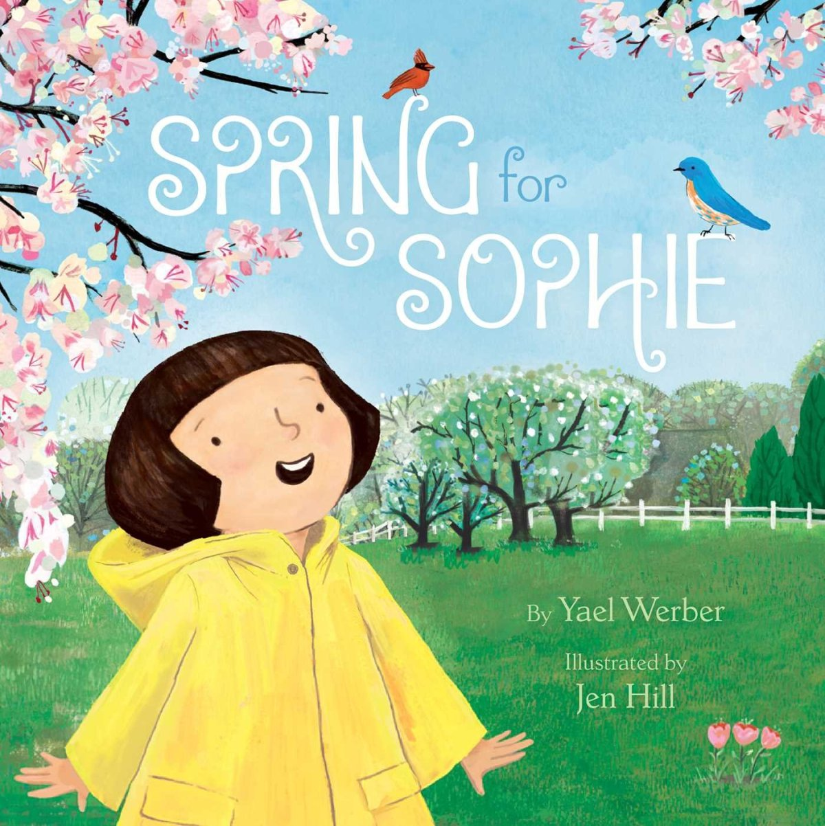 spring for sophie cover image