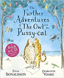 the further adventures of the owl and the pussycat cover image