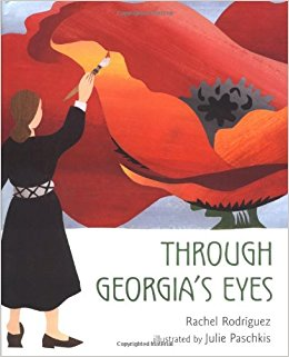 through georgia's eyes cover image