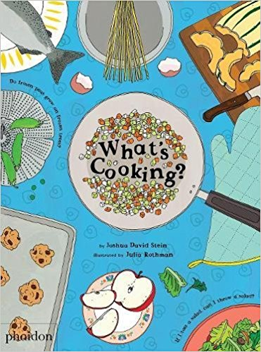 what's cooking cover image