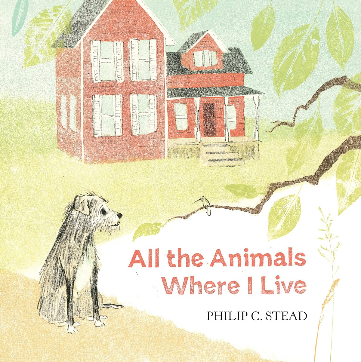 all the animals where i live cover image