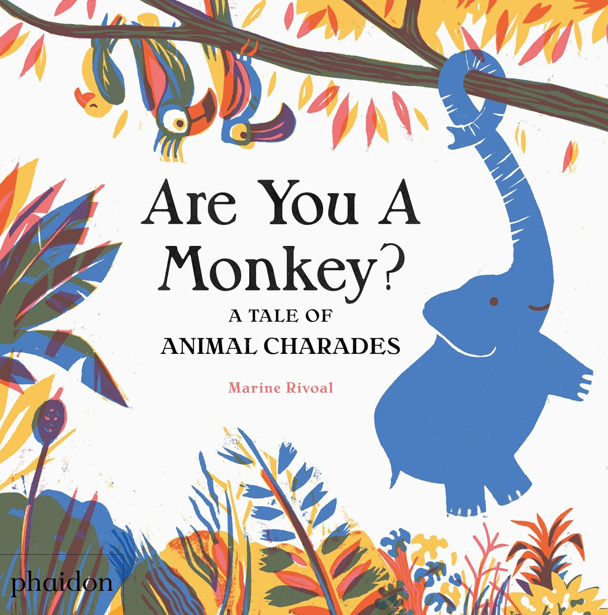are you a monkey cover image