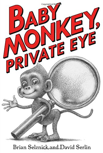 baby monkey private eye cover image