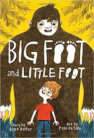big foot and little foot cover image