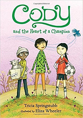 cody and the heart of a champion cover image