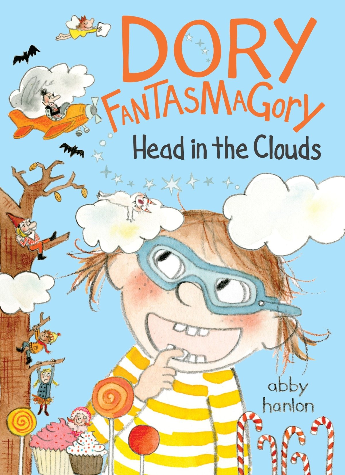 dory head in the clouds cover image