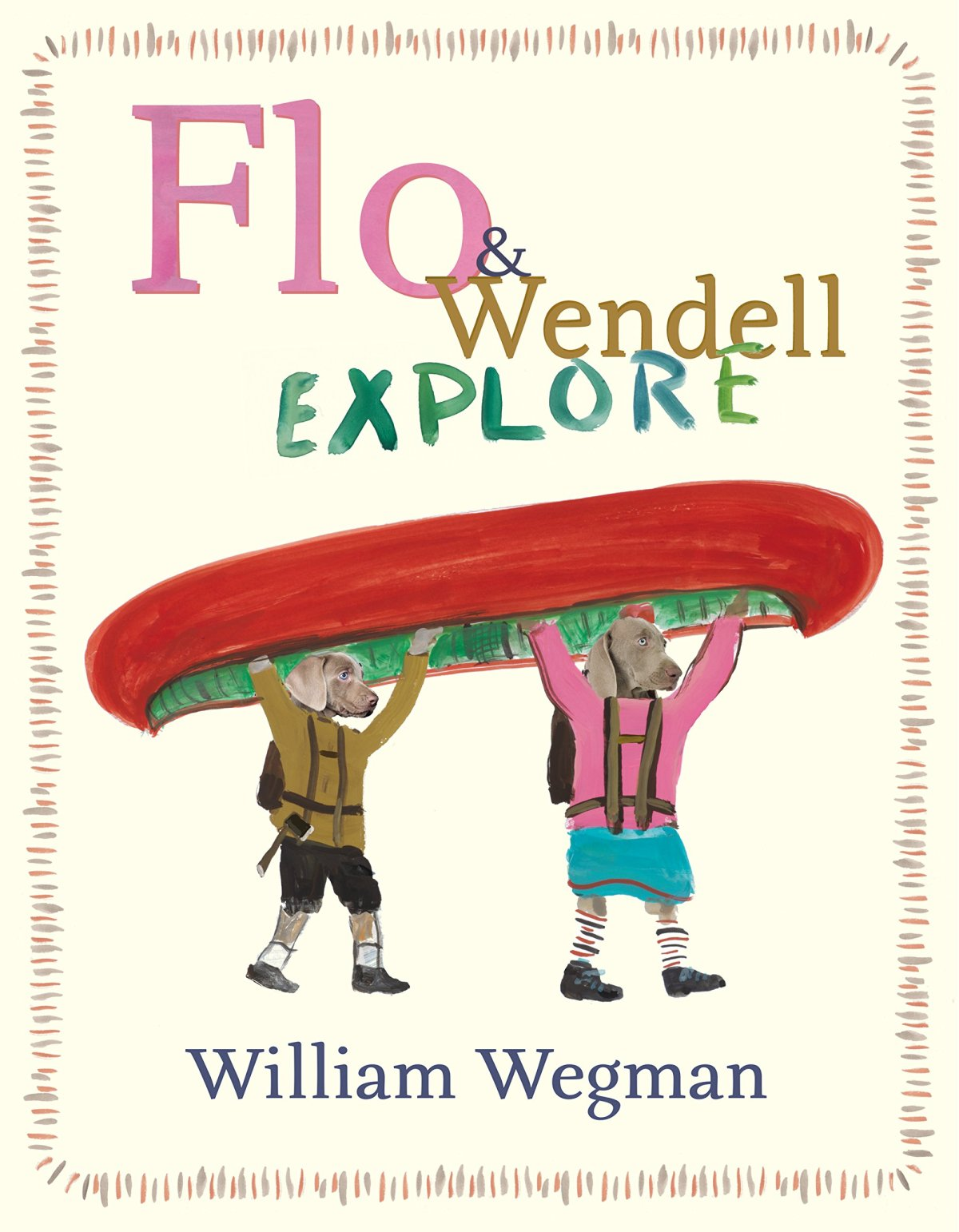 flo and wendell explore cover image