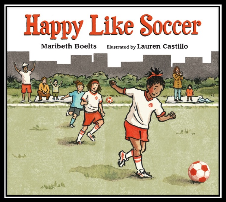 happy like soccer cover image